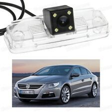 4 LED Car Rear View Camera Reverse Backup CCD for Volkswagen CC 2009-2012 10 11