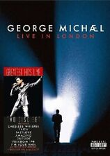 GEORGE MICHAEL - LIVE IN LONDON (2 disc set) - DVD - REGION 2 UK