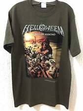 Helloween M t-shirt heavy metal Gamma ray blind guardian Dio Stratovarius Power