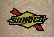 Sunoco Race Fuels Formula 1 MotorSport Iron/ Sew-on Embroidered Patch/ Logo