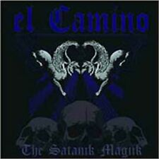 El Camino-the satanik magiik (New * swe * Heavy doom metal * GHOST * Obrero * B. sabbath