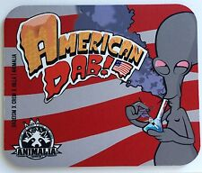 "(1) ""American Dad"" Mouse Pad - Laptop PC Mice Pad Mousepad Mat Roger"