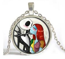 Nightmare Before Christmas pendant wonderful necklace Gifts Necklace DD 162
