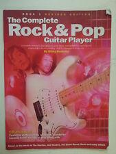 La CHITARRA COMPLETO Chitarra Player rock & pop, + CD