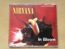 Nirvana - In Bloom German CD Single (GED21760) Germany