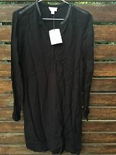 NEW Women ladies Black Witchery Tunic Dress Long Tops Shirt RRP$129