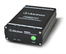 New, Alctron PS200 48V Phantom Power Supply for Condenser Microphones, Free Ship