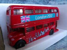 "Corgi ""London 2012"" Olympic Double Decker Bus"