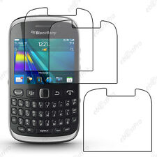 Lot x3 Film Protection Ecran Protecteur Transparent Blackberry Curve 9320