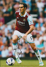 Joey O'BRIEN SIGNED COA Autograph 12x8 Photo AFTAL West Ham UNITED HAMMERS