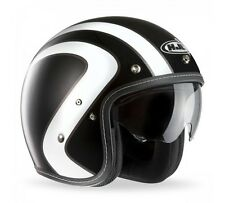 CASCO HJC FG70S BOARD BLACK MC5 TAGLIA L