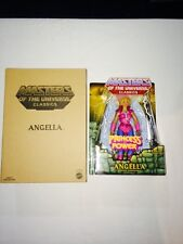 Masters Of The Universe Classics Princess Of Power Queen Angella MOC She-ra