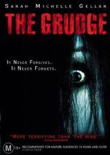 THE GRUDGE DVD Sarah Michelle Gellar horror movie SEALED *R4