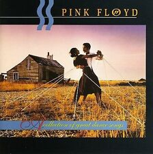 PINK FLOYD CD A COLLECTION OF GREAT DANCE SONGS DAVID GILMOUR ROGER WATERS