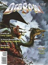 TSR AD&D Dungeons & Dragon Magazine #248 Gems Better Dragons!