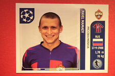 PANINI CHAMPIONS LEAGUE 2011/12 N 101 MAMAEV CSKA WITH BLACK BACK MINT!!