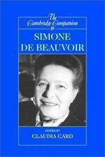The Cambridge Companion to Simone de Beauvoir (Cambridge Companions to Philosoph