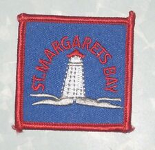 "St. Margarets Bay Patch - Canada -  2"" x 2"""