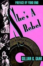 She's a Rebel: The History of Women in Rock & Roll-ExLibrary
