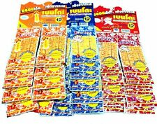 BENTO SQUID SEAFOOD SNACK FLAVOR SWEET SPICY LOW FAT THAI FOOD  5g x 36 PCS.