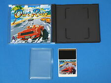 NEC PC-Engine Hu-Card Out Run Import Japan