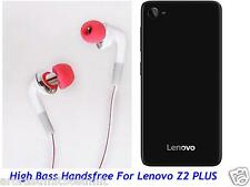 For LENOVO Z2 PLUS Pannu gold HIGH BASS 3.5mm HANDSFREE HEADPHONE EARPHONE