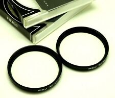 2PC 52mm MC UV Filters For Canon Nikon Tamron DSLR Cameras
