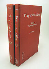 Forgotten Allies J Lee Ready WWII World War History 2 Volume Set Mcfarland 1985