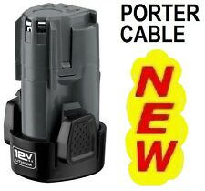 Brand NEW Porter-Cable 12V Lithium Battery PCL12BLX Fast 30-Minute Charge!
