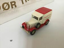 Bang & Olufsen Matchbox Ford Model A Y21 models of yesteryear|red-black|Rarity|