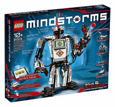 LEGO® 31313 NXT MINDSTORMS® EV3 Robotics Production NEU OVP_NEW MISB NRFB