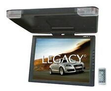 """NEW Legacy 15"""" High Resolution LCD Roof Mount Swivel Monitor & IR Transmitter"""