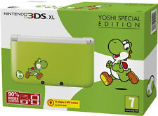 Nintendo 3DS XL (Latest Model)- Yoshi Edition Green Handheld System