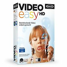 MAGIX Video Easy HD (Version 5) - NEU & OVP