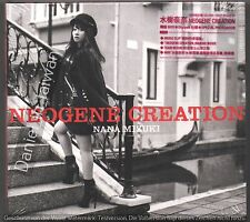 Nana Mizuki: Neogene Creation (2016) CD & DVD & PHOTO CARD SEALED