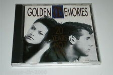 GOLDEN MEMORIES 20 YEARS NO.1 HITS CD MIT VISAGE - OMD - CULTURE CLUB - ENIGMA