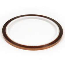 4mm x 33M Kapton Tape High Temperature Heat Resistant Polyimide