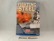 FIGHTING STEEL - PC COMPUTER BIG BOX EDIZIONE CARTONATA ITALIANA NUOVO SIGILLATO