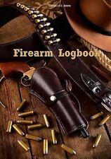 Firearm Logbook by Adams (2015, Paperback)