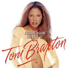 TONI BRAXTON ( NEW CD ) BREATHE AGAIN THE VERY BEST OF / GREATEST HITS ( TONY )