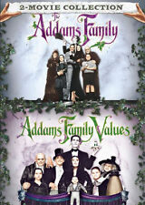 PRE ORDER: THE ADDAMS FAMILY/ ADDAMS FAMILY VALUES 2 MOVIE COLL - DVD - Region 1