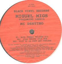 MIGUEL MIGS  - Mi Destino - Black Vinyl