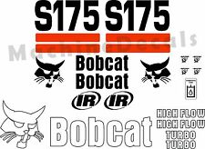 S175 repro decals / decal kit / sticker set US seller Free shipping fits bobcat