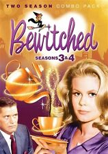 BEWITCHED SEASONS 3 & 4 New Sealed 6 DVD Set