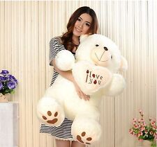 70cm Giant large Big teddy bear soft plush kids toy birthday gift girl friend