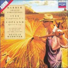 Academy of St. Martin in the Fie, Barber: Adagio For Strings / Copland: Quiet Ci