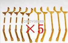 5 Pcs Shutter Flex Cable For SAMSUNG S500 S600 S630 S700 S730 S750 L60 L73 L700