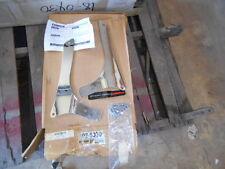 Cobra Chrome Sissy Bar Brackets Suzuki 1998-UP Intruder 1500 02-5330