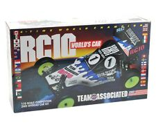 Re-Release Team Associated 1/10 RC10 World's Ed Buggy Kit Version #6002 OZ RC