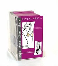 Braza Reveal Adhesive Bra, 5 pair multipack, stick on womens bras,